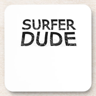 Surf  beach loving surfers skaters surfing board coaster