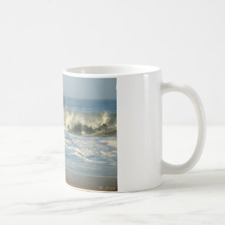 Surf Birds by M. Izzo - Playa del Rey Memories Coffee Mug