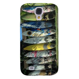 Surf Board Samsung Galaxy S4 Covers
