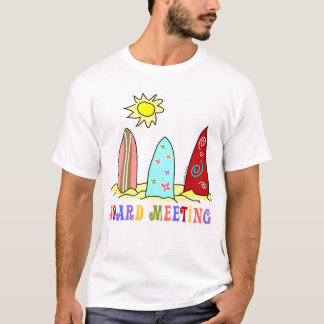 Surf Board Surfing T-shirt