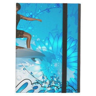 Surf Boarder iPad Air Cases