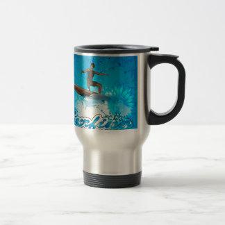 Surf Boarder Mugs