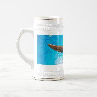 Surf Boarder Coffee Mugs