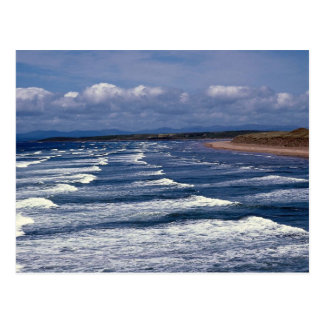 Surf, Bundoran Donegal, Ireland Postcard