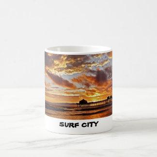 SURF CITY MUG