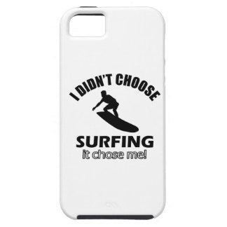 surf design iPhone 5 cases