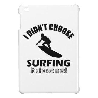 surf design iPad mini covers