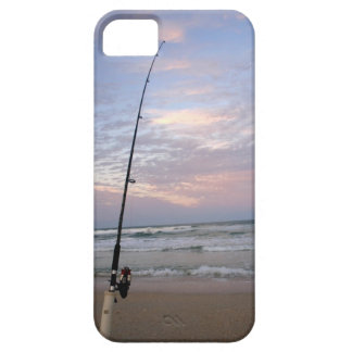Surf Fishing Beach Scene Case For The iPhone 5