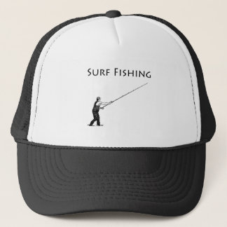Surf Fishing - Fisherman Trucker Hat