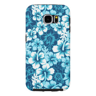 Surf floral hibiscus samsung galaxy s6 cases
