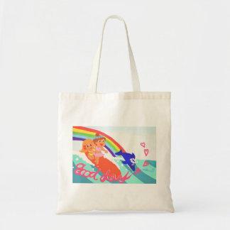 SURF GIRLS totobatsugu Tote Bag
