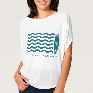 Surf Gold Coast - Australia T-Shirt