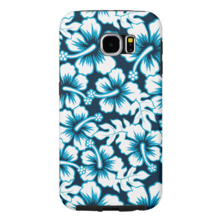 Surf graphic floral samsung galaxy s6 cases