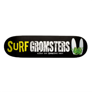 Surf Gromsters fully black Skateboard