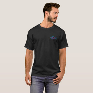 Surf Horizontal Fish T-Shirt