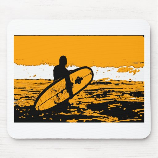 Surf III Mouse Pads