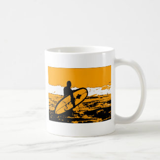 Surf III Coffee Mug