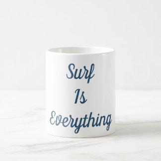 Surf Is Everything Mug