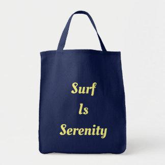 Surf Is Serenity Tote