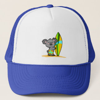 Surf Koala Bear Cap