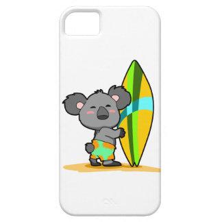 Surf Koala Bear iPhone Case iPhone 5 Cover