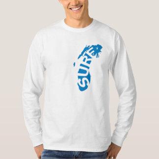 Surf Lake Michigan T-Shirt