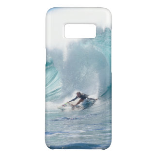 Surf Legend Rochelle Ballard Surfing Hawaiian Wave Case-Mate Samsung Galaxy S8 Case