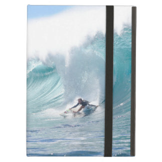Surf Legend Rochelle Ballard Surfing Hawaiian Wave Cover For iPad Air
