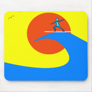 Surf Mouse Pad