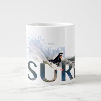 Surf 20 Oz Large Ceramic Coffee Mug