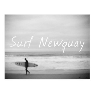 Surf Newquay Postcard