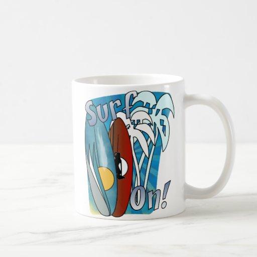 Surf On Mug