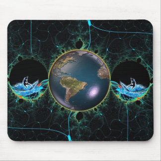 Surf Planet Mousepad