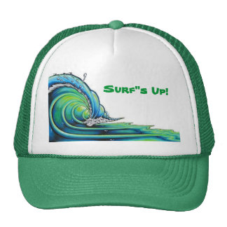 "Surf""s Up! Cap"