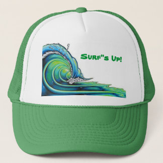 "Surf""s Up! Trucker Hat"