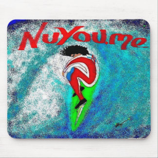 """SURF the NET in STYLE ! Mouse Pad"