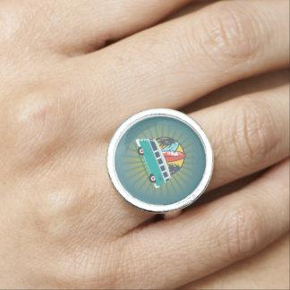 Surf Wagon Ring