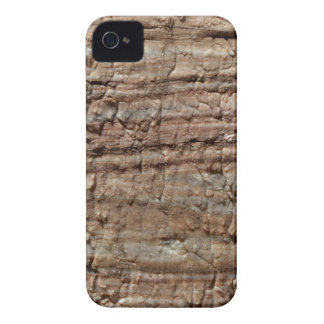 Surface of carbonate rock with weathering traces iPhone 4 covers