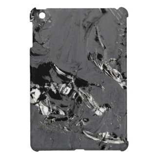 Surface of pure silicon crystals iPad mini case