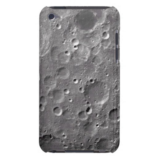 Surface of the Moon Barely There iPod Cases