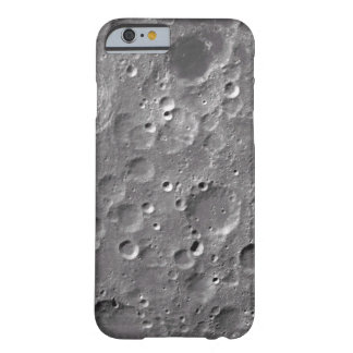 Surface of the Moon Barely There iPhone 6 Case