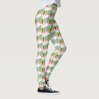Surfboard Alley Leggings