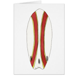 Surfboard Cards