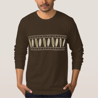 Surfboards and tropical borders T-Shirt