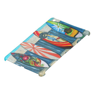 Surfboards Beach iPad Mini Cover