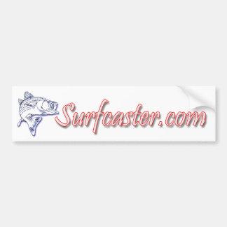 Surfcaster.com Online Bumper Sticker
