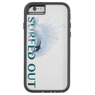 Surfed Out Tough Xtreme iPhone 6 Case