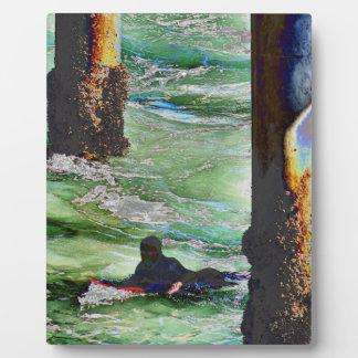 Surfer1 Photo Plaque