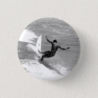 Surfer 3 Cm Round Badge