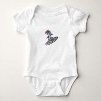 Surfer Bambino Baby Jersey Bodysuit